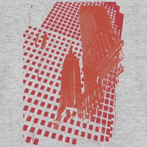 Digital Landscape - Männer Bio-T-Shirt mit V-Ausschnitt von Stanley & Stella