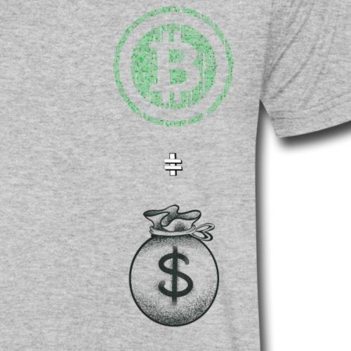 btcsurf - Camiseta ecológica hombre con cuello de pico de Stanley & Stella