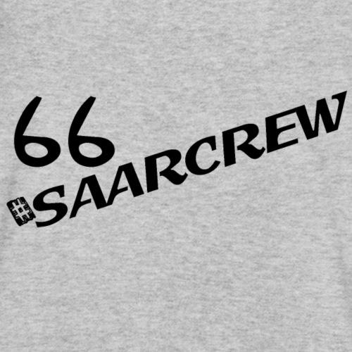 SAARCREW 66 - Black BIO Colors by Stanley & Stella - Männer Bio-T-Shirt mit V-Ausschnitt von Stanley & Stella