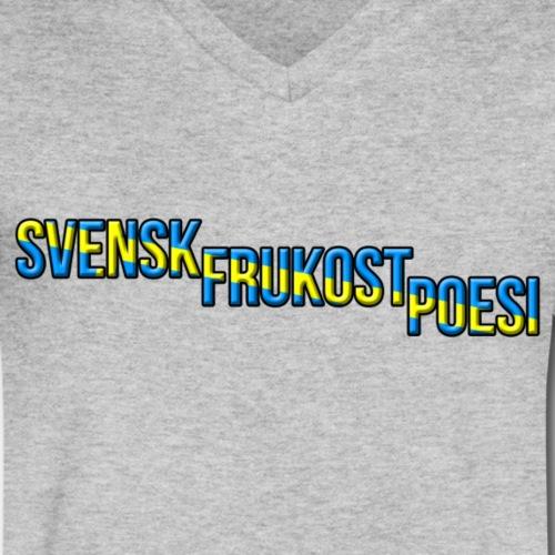 SFP Logotyp - Ekologisk T-shirt med V-ringning herr från Stanley & Stella