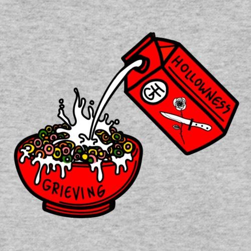 GH Milk & Cereals - Men's Organic V-Neck T-Shirt by Stanley & Stella
