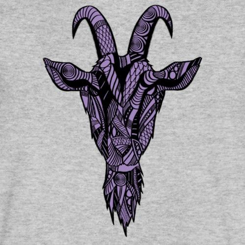 Geit - Økologisk T-skjorte med V-hals for menn fra Stanley & Stella