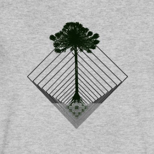 La Araucaria Diamante - Männer Bio-T-Shirt mit V-Ausschnitt von Stanley & Stella