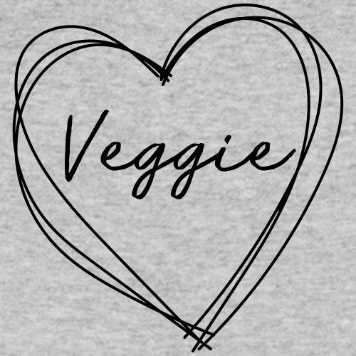 VEGGIE - Männer Bio-T-Shirt mit V-Ausschnitt von Stanley & Stella