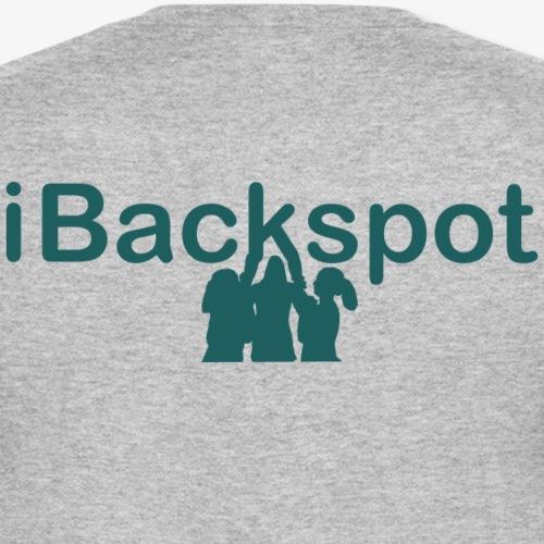 iBackspot - Männer Bio-T-Shirt mit V-Ausschnitt von Stanley & Stella
