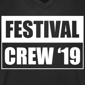 Festival Crew 19 - Men's V-Neck T-Shirt