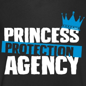 Princess Protection Agency - fars dag - T-shirt med v-ringning herr
