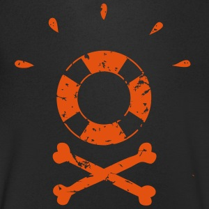 Pirate Rescue - Men's V-Neck T-Shirt
