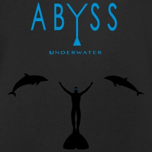 ABYSS - T-shirt Homme col V