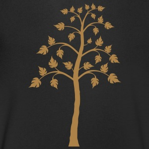 tree 4 - Men's V-Neck T-Shirt