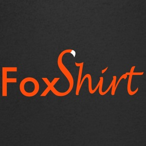 FoxShirt - Men's V-Neck T-Shirt