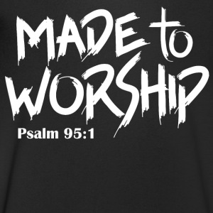 Made to Worship - Men's V-Neck T-Shirt