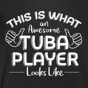 Such a great TUBA looks Players - Men's V-Neck T-Shirt