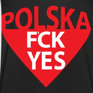 Polska - Men's V-Neck T-Shirt