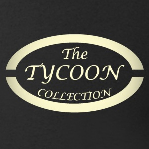 the tycoon collection 2 - Men's V-Neck T-Shirt