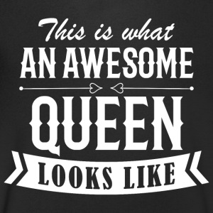 Awesome Queen - Men's V-Neck T-Shirt