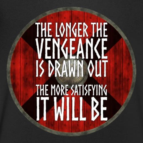 Vikings - Vengeance - Men's Organic V-Neck T-Shirt by Stanley & Stella