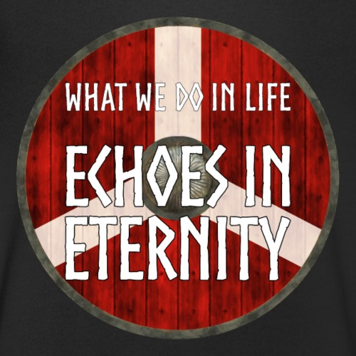 Vikings - Echoes in Eternity - Men's Organic V-Neck T-Shirt by Stanley & Stella