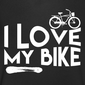 I love my bike - Passion - Men's V-Neck T-Shirt