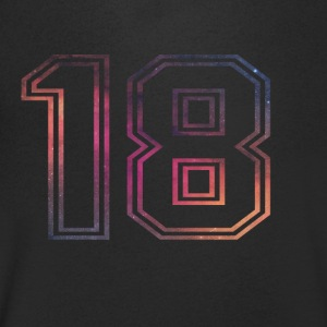 18er birthday - Men's V-Neck T-Shirt