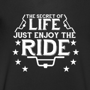 Enjoy the Ride - T-shirt Homme col V