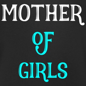 Mother of GIRLS mother's day gift - Men's V-Neck T-Shirt