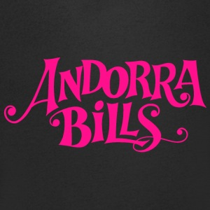 Andorra Bills (Band) - Men's V-Neck T-Shirt