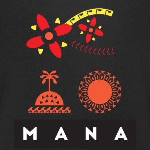 Mana Surf Sun Sea Flowers and Love by Te-Moana