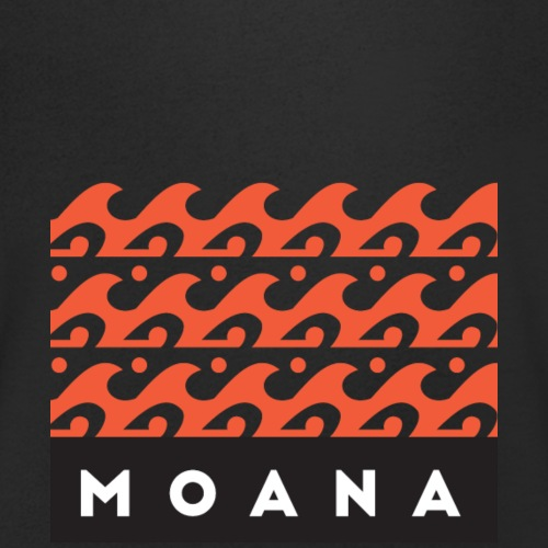 Moana means Spirit of the Ocean by Te-Moana
