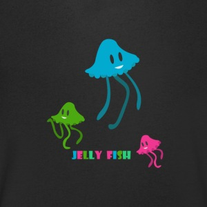 Jelly Fish - Men's V-Neck T-Shirt