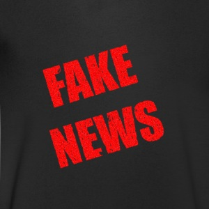 Fakenews - Men's V-Neck T-Shirt