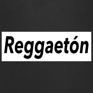 Reggaeton Shirt - white - Mambo New York - Men's V-Neck T-Shirt