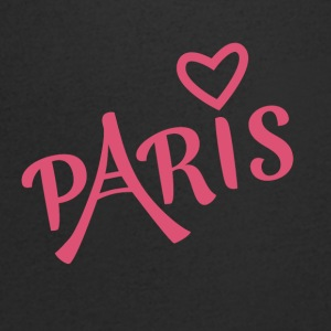 Love in Paris - T-shirt Homme col V