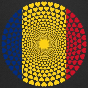 Romania Romania România Love HERZ Mandala - Men's V-Neck T-Shirt