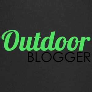 Outdoor Blogger - T-shirt med v-ringning herr