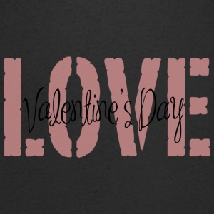 Love Valentines DAY - Men's V-Neck T-Shirt