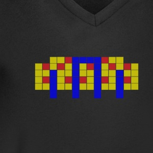 Appartement Tetris 2 - T-shirt Homme col V