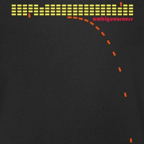 ambiguousness - Männer Bio-T-Shirt mit V-Ausschnitt von Stanley & Stella