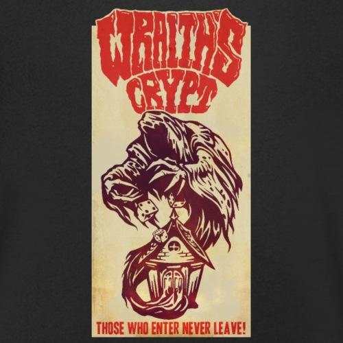 Wraith's Crypt - Those who enter never leave! - Männer Bio-T-Shirt mit V-Ausschnitt von Stanley & Stella