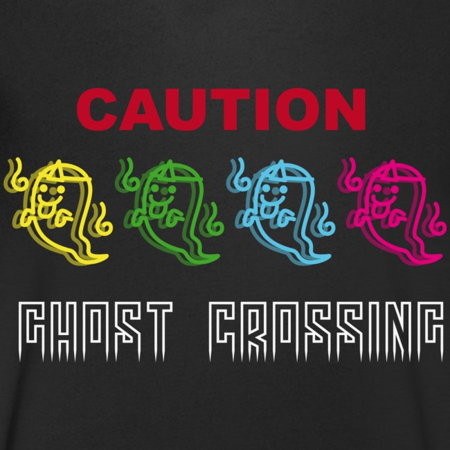 CAUTION Ghost Crossing