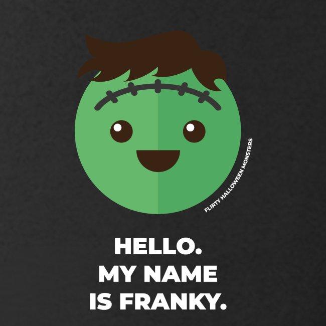 Frankenstein - Halloween Flirt Monster
