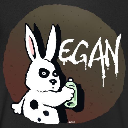 Rabbit - Männer Bio-T-Shirt mit V-Ausschnitt von Stanley & Stella
