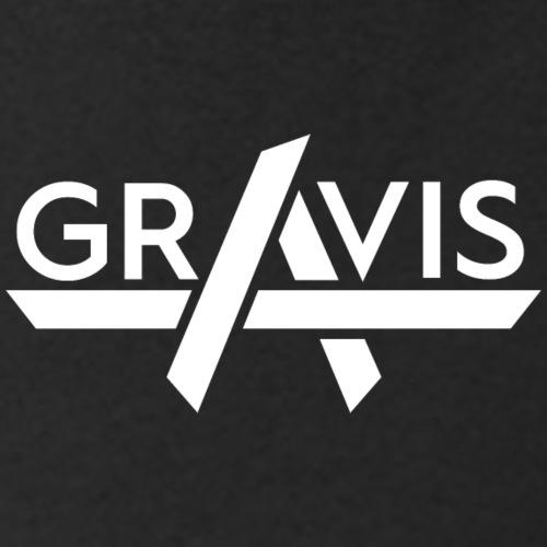Gravis LOGO - Männer Bio-T-Shirt mit V-Ausschnitt von Stanley & Stella