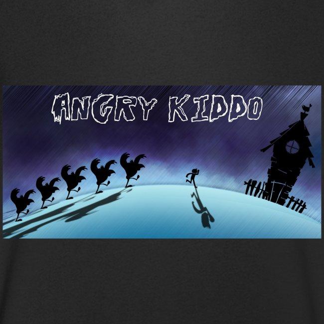 Angry kiddo run