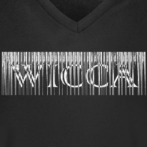Wicca Slogan - Männer Bio-T-Shirt mit V-Ausschnitt von Stanley & Stella