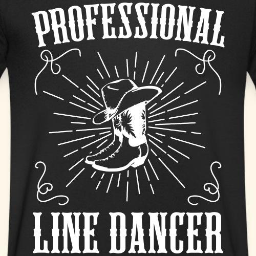 Professional Line Dancer - T-shirt bio col V Stanley & Stella Homme
