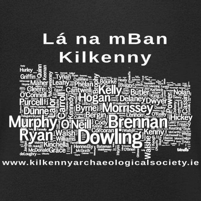 Lá na mban Kilkenny white