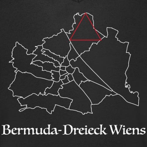 Bermuda Dreieck Wiens - Männer Bio-T-Shirt mit V-Ausschnitt von Stanley & Stella