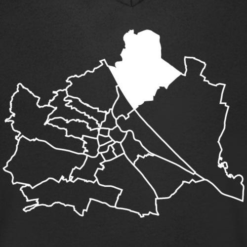 Franz Jonas Brother - Männer Bio-T-Shirt mit V-Ausschnitt von Stanley & Stella