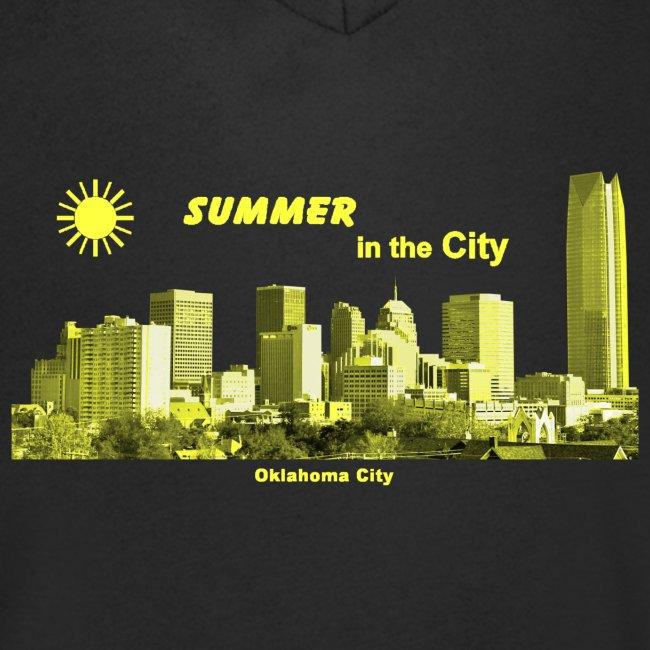 Oklahoma City Summer USA
